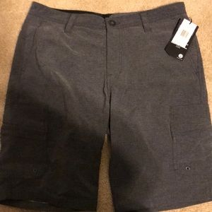 Men's volcom cargo shorts